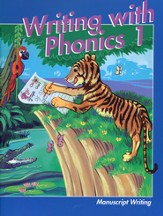 Writing with Phonics 1 (Manuscript Edition)