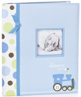 Baby Memory Book, Blue