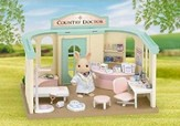 Calico Critters Country Doctor