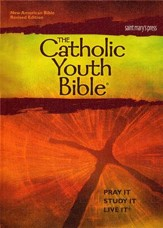 NABRE Catholic Youth Bible, 3rd Edition  - Imperfectly Imprinted Bibles