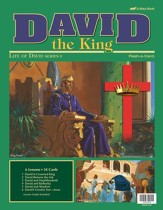 David the King Flash-a-Card Set