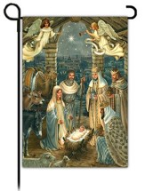 Royal Nativity Flag, Small