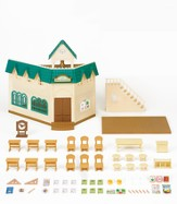 Calico Critters, Berry Grove School