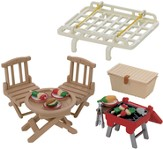 Calico Critters, Roof Rack with Picnic Set