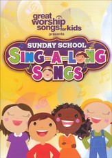 Sunday School Sing-A-Long Songs, DVD