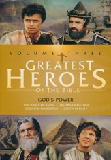 Greatest Heroes of the Bible, Volume 3