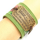 Have Faith Cuff Bracelet