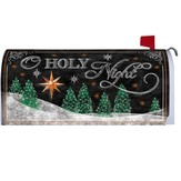 Star Bright Mailbox Cover