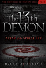The Thirteenth Demon, Altar of the Spiral Eye - eBook