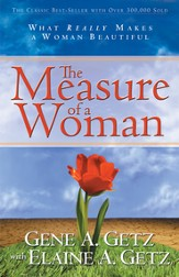 The Measure of a Woman: What Really Makes A Woman Beautiful - eBook