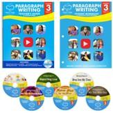 Flight 3: Paragraph Writing Teacher's Kit (DVDs, Guide & Student Workbook)