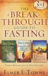 The Breakthrough Guide to Fasting: 3-in-1 Collection