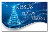 Jesus Is the Reason for the Season 20 Boxed Christmas Cards - Slightly Imperfect