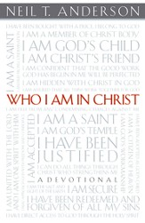 Who I Am In Christ: A Devotional - eBook