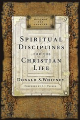 Spiritual Disciplines for the Christian Life, Updated 20th Anniversary Edition - Slightly Imperfect