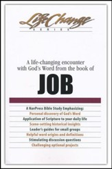 Job: LifeChange Bible Study