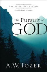 The Pursuit of God - Slightly Imperfect