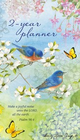 Make a Joyful Noise Pocket Planner 2014/15