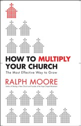 How to Multiply Your Church: The Most Effective Way to Grow God's Kingdom - eBook