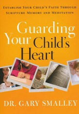 Guarding Your Child's Heart Workbook  - Slightly Imperfect