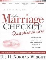 The Marriage Checkup Questionnaire