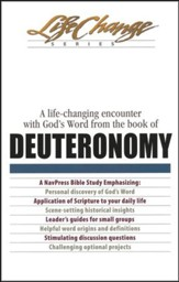 Deuteronomy  - Slightly Imperfect