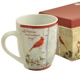 Let Heaven And Nature Sing, Mug with Keepsake Box