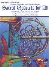 Sacred Quartets for All Romanted Periods