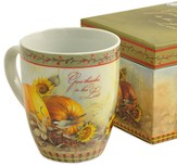 Give Thanks To The Lord, Mug With Keepsake Box