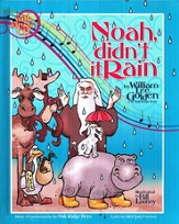 Noah, Didn't It Rain? Book and CD