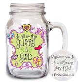 Do All To the Glory of God Glass