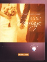 God's Plan for a Joy-Filled Marriage Segments Guide - Slightly Imperfect