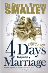 4 Days to a Forever Marriage: Choosing Love or Anger  - Slightly Imperfect