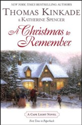 A Christmas to Remember, Cape Light Series #7