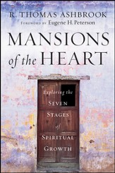 Mansions of the Heart: Exploring the Seven Stages of Spiritual Growth - eBook