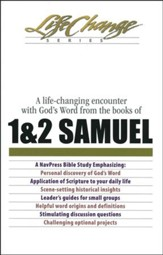 1 & 2 Samuel: LifeChange Bible Study Series