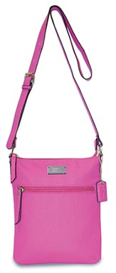 Hope, Crossbody Purse, Pink