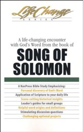 Song of Solomon: LifeChange Bible Study