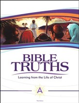 BJU Bible Truths Level A (Grade 7) Student Text
