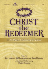 Christ the Redeemer (Choral Book)