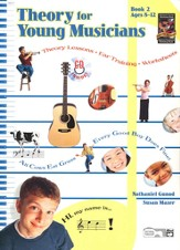 Theory for Young Musicians, Book 2 & CD