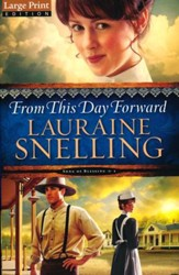 #4: From This Day Forward, large print