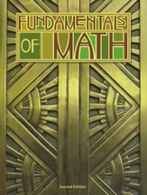 BJU Fundamentals of Math Grade 7 Student Text, Second Edition