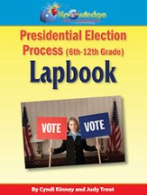 Presidential Election Process Lapbook (6-12th) - PDF Download [Download]