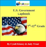 U.S. Government Lapbook Lapbook (7-12th) - PDF Download [Download]