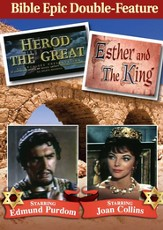Herod the Great & Esther and the King, DVD