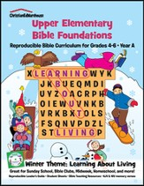 Bible Foundations Curriculum Grades 4-6 Winter, Year A - PDF Download [Download]