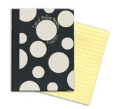 Sticky Note Tablet (200 Sheets) - Big/Small Dots - With Scripture