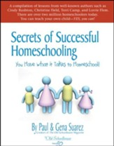 Secrets of Successful Homeschooling - PDF Download [Download]