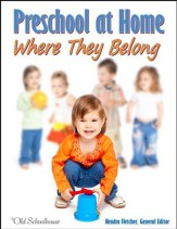 Preschool at Home Where They Belong - PDF Download [Download]